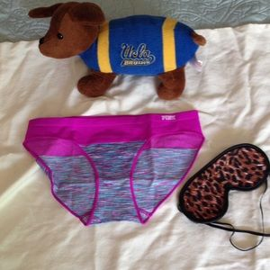 PINK by VS bikini briefs.  Size S