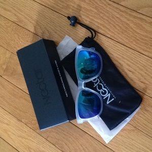 Nectar clear sunglasses