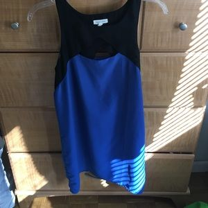 Silence + noise color block Dress
