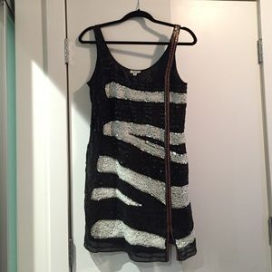 Foley + Corinna sequin party dress