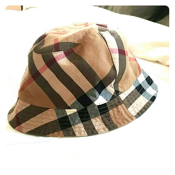 795de887159 Burberry Accessories - Burberry Rain Hat