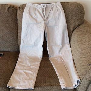 Boys Khaki Dress Pants