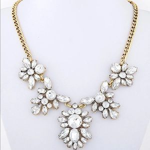 Gorgeous Jeweled Statement Necklace
