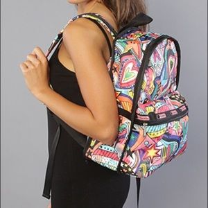 9fa65c6a1 LeSportsac Bags - Colorful LeSportsac Basic Backpack