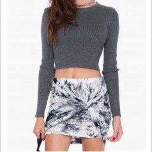 A+ Ellen Dresses & Skirts - Sarong-like skirt. Small. Tie dye.