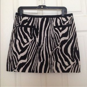 H&M zebra mini size 10