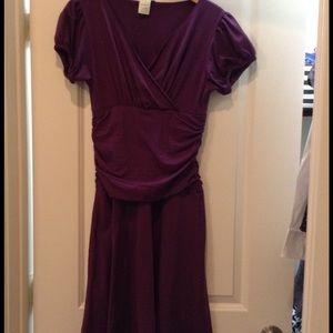 Shabby Apple purple dress