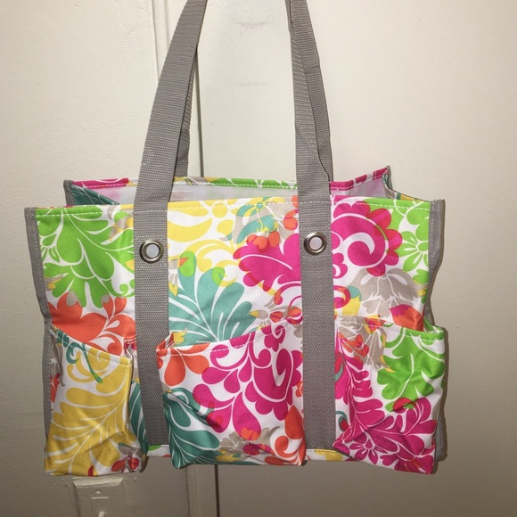 thirty one organizing utility tote from erin s closet on