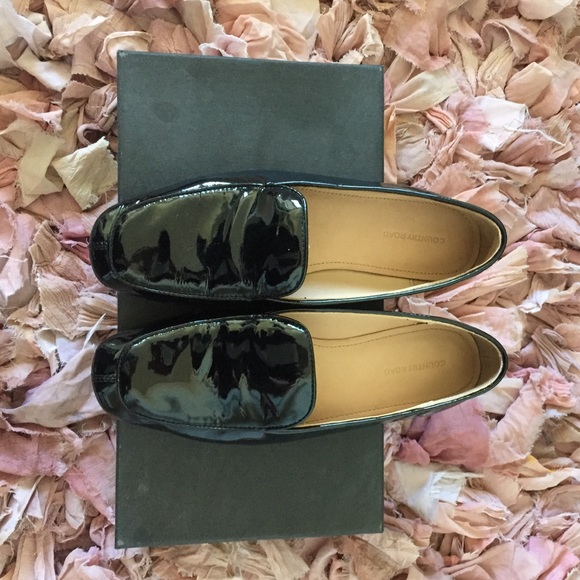 Road Patent All Leather Loafers | Poshmark