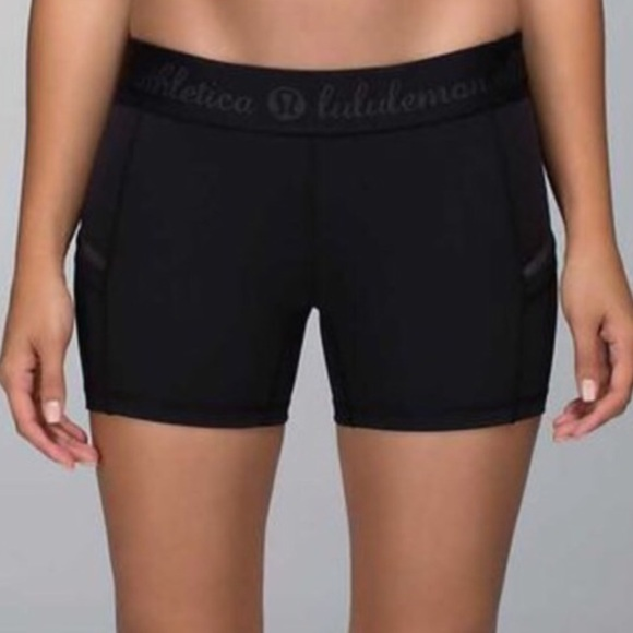 lululemon athletica Pants - Lululemon What the Sport short. New. Black