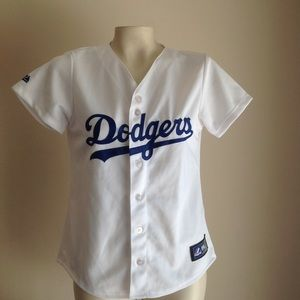 New Dodger WOMENS jersey Small NWT