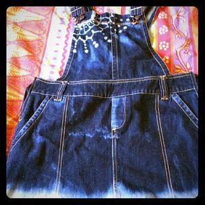 London Sole Dresses & Skirts - Mini skirt jumper