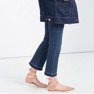 Zara D'ORSAY Mesh Shoes