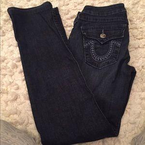 True Religion Denim - True religion straight leg jeans