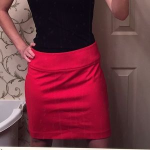 Willi Smith Dresses & Skirts - Red [Willi Smith] skirt