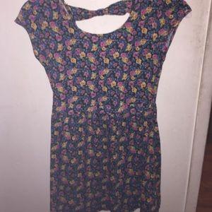 Forever 21 kids floral  dress