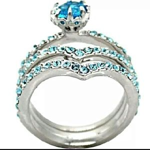FV Jewelry - Brand 🆕 Beautiful 3-in-1 Wedding/Engagement Ring