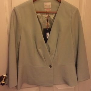 The Limited Jackets & Blazers - Pale mint green blazer