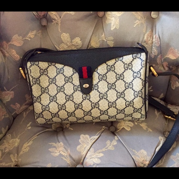 c3f2bc683c Gucci Bags | Vintage Anniversary Collection Monogram | Poshmark