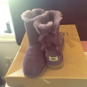 Ugg Bailey Bow Ugg Mint Aqua Tiffany Blue From