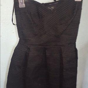 Black nasty gal dress