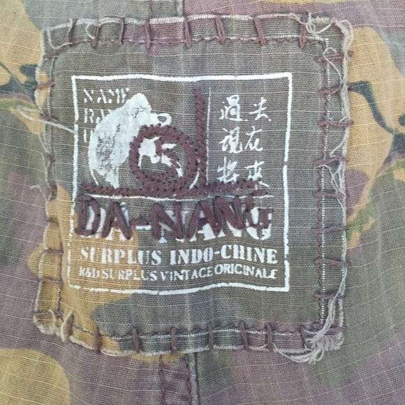 6ab74c9c7e18 Da-Nang Pants - Da Nang Cargo Camo Shorts