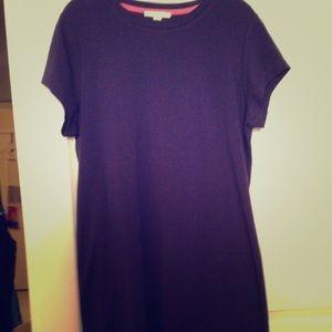 ISAAC MIZRAHI LIVE from QVC t-shirt dress size M
