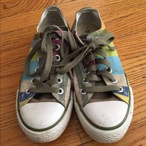 Converse Multicolor Sneakers