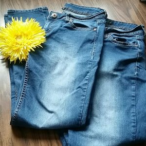 Jordache Denim - Bundle of Jordache Skinny Leg Jeans