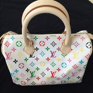Handbags - Speedy 30 inspired bag