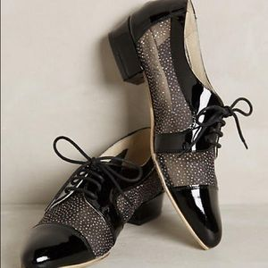 Anthropologie Shoes - Anthropologie KMB Mesh Oxfords 7 37 NWOB