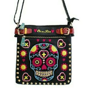 Handbags - Beautiful Cocos Rico Messenger Bag