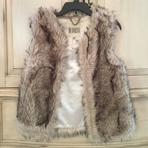 BB Dakota Fur Vest
