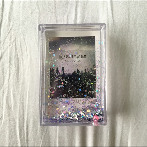 Urban Outfitters Other Fujifilm Instax Mini 8 Glitter Picture