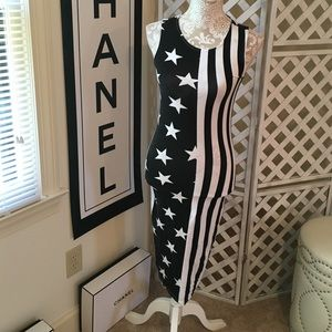 ASOS Stars and Stripes dress