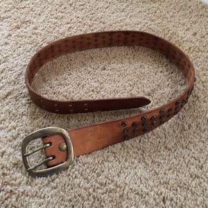 Lucky Brand Accessories - Lucky brand studded belt