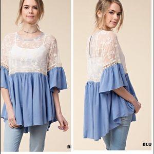 •lace babydoll•