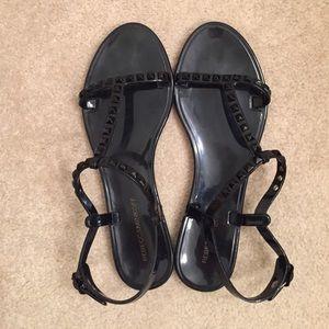 Rebecca Minkoff Sava tstrap jelly sandals