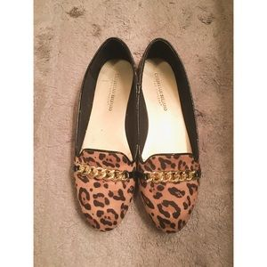 Christian Siriano Shoes - Dena Smoking Loafer