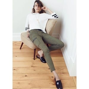 NEW Madewell Skinny Fatigue Pants