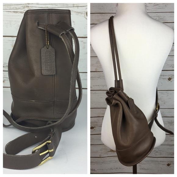 488c9bfa4bbc5 Coach Handbags -  Vintage  Coach Bixby Sling Bucket Bag 9984 Boho