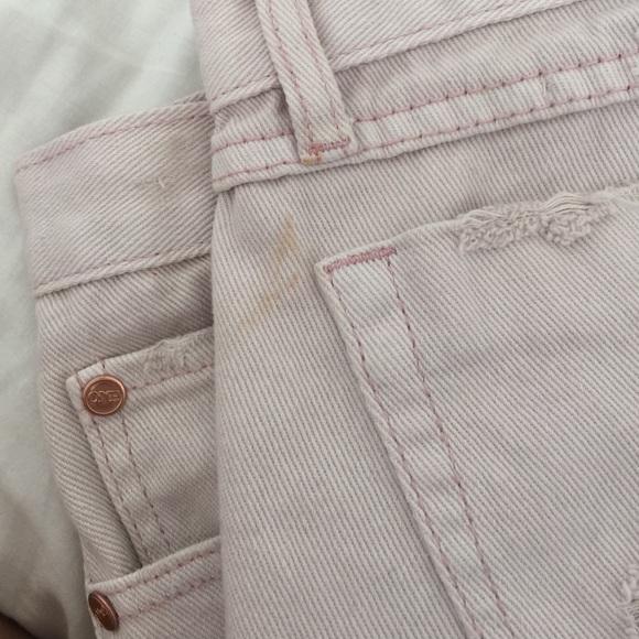 One Teaspoon Shorts - OneTeaspoon Pink Trashwhores in 27