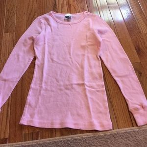 Kings of Cole Tops - Pink Kings of Cole Long Sleeve