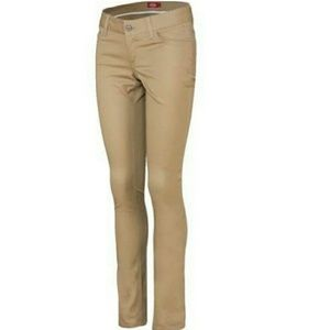 Dickies Pants - In Almost New Condition KHAKI PANTS