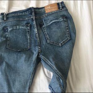One Teaspoon Jeans - ONe Teaspoon Pheonix Low Rider in 27