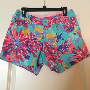 Lilly Pulitzer Trippin And Sippin Callahan Shorts