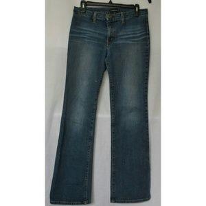 BEBE Medium Blue Jeans