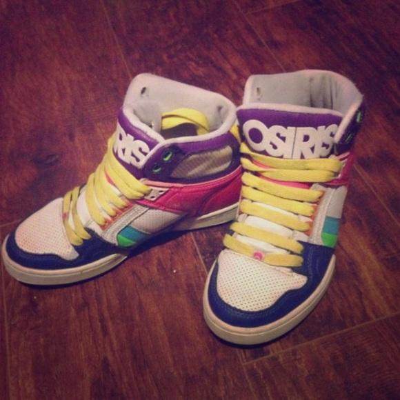 Colorful Osiris Shoes   Poshmark