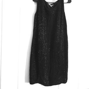 Mango Dresses & Skirts - M.N.G Mango beaded dress!