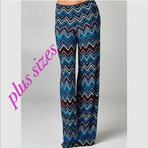 Pants - sale🎉 Plus size palazzo pants